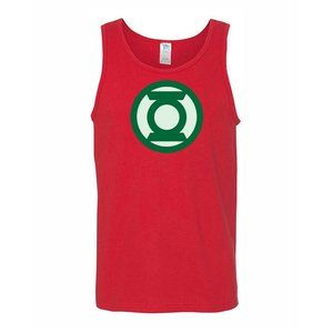Youth Kids Green Lantern A-Shirt Tank Top